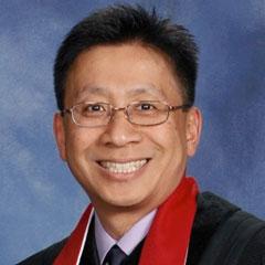 劉澤華牧師